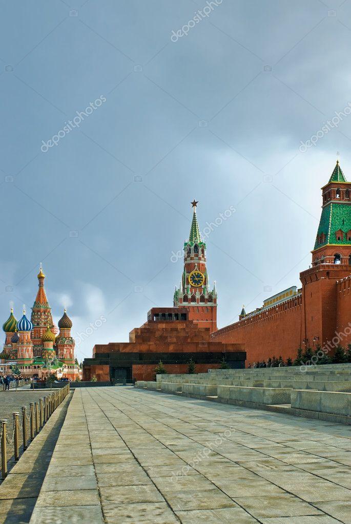 莫斯科-红色正方形