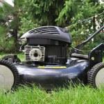 Lawn mower — Stock Photo #12091796