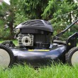 Lawn mower — Stock Photo #12091796