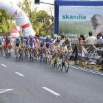 Tour de Pologne — Stock Photo #24860153