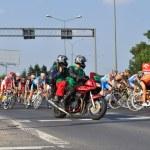 Tour de Pologne — Stock Photo #24860235