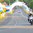 Tour de Pologne — Stock Photo
