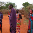 Masai tribe — Stock Photo #31108813