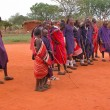 Masai tribe — Stock Photo #31108839