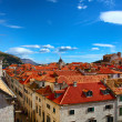 Beautiful panorama of Dubrovnik — Stock Photo #18909365