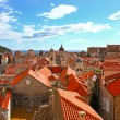 Beautiful panorama of Dubrovnik — Stock Photo #18909383