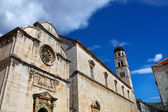 Franciscan Monastery. Dubrovnik, Croatia — Stock Photo