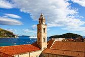 Famoso monasterio dominicano en croacia — Foto de Stock