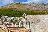 Cloches de dubrovnik, croatie — Photo