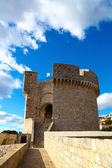 Minceta Tower which is defending old Dubrovnik — Stock Photo