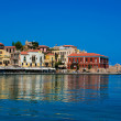 Panorama of Chania, Crete, Greece — Stock Photo #25324325
