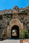 Fortezza, rethymno, crete, yunanistan — Stok fotoğraf