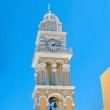 Clock tower in Santorini — Stock Photo #5016245