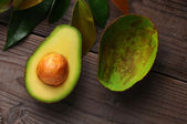 Avocado Halves — Stock Photo