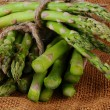 Closeup of Asparagus — Stock Photo