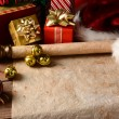 Christmas Still Life — Stock Photo #32560749