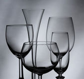Stemware — Stock Photo