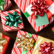 Stockfoto: Christmas Presents