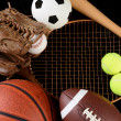 Sports equipment — Stock Photo #39290863