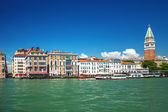 Venice, Italy - Piazza San Marco — Stock Photo