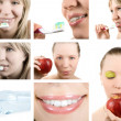 Dental health. — Stock Photo