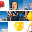 Workers set — Stock Photo #12458703