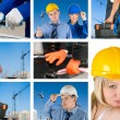 Workers set — Stock Photo #13272811