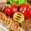 bbq meat — Stock Photo