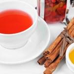 Berries tea — Stock Photo #14099671