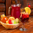 Mulled wine — Stock Photo #16889377