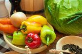 Fresh vegetables — Zdjęcie stockowe