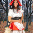 Royalty-Free Stock Photo: Little Red Riding Hood