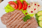 Meat chop — Stock Photo