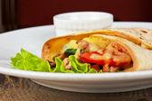 墨西哥卷饼 — 图库照片