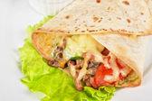 Burrito — Foto de Stock