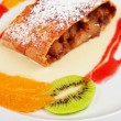 Apple strudel — Stock Photo #22599537