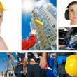 Workers set — Stock Photo #23225726