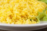 золотой рис — Стоковое фото
