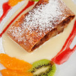 Apple strudel — Stock Photo #26208477
