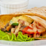 Burrito — Stock Photo #26424131