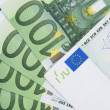 Euro banknotes — Stock Photo #26595081