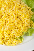 Golden rice — Stock Photo