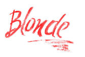 Blonde — Stock Photo