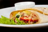Burrito — Стоковое фото