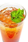 Fresh cold tea — Stock Photo