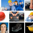 Workers set — Stock Photo #28619557