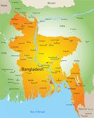 Bangladesh — Stock Vector