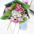 Wedding bouquet — Stockfoto
