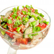 Vegetable salad — Stock Photo #38711251