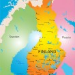 Finland — Stock Vector